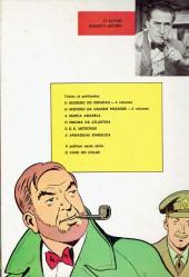 Verso de Blake e Mortimer (Aventuras de) (en portugais) -9- A armadilha diabolica