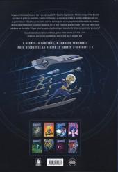 Verso de Infinity 8 -4- Guérilla symbolique