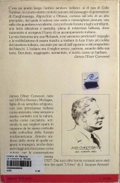 Verso de (AUT) Pratt, Hugo (en italien) - Le pianure di abramo