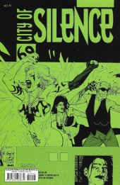 Verso de City of Silence (2000) -INT- City of Silence