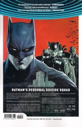Verso de Batman (2016) -INT02- Vol.2 I am Suicide