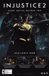 Verso de All Star Batman (2016) -10- The First Ally, Part One