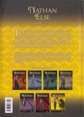 Verso de Détectives (Delcourt) -7- Nathan Else - Else et la Mort