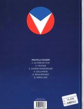 Verso de Michel Vaillant - Nouvelle saison -6- Rébellion