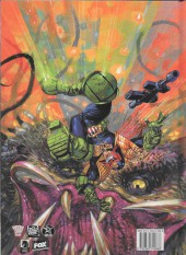 Verso de Judge Dredd/Aliens/Predator -2- Judge Dredd/Predator : Confrontation