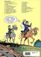 Verso de Les tuniques Bleues -21a1988- Les 5 salopards
