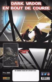 Verso de Star Wars - Docteur Aphra -FCBD- Star Wars - Docteur Aphra - Free Comic Book Day 2017