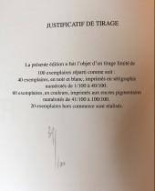 Verso de Lefranc -2TTNB- L'ouragan de feu