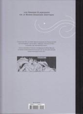 Verso de Les grands Classiques de la Bande Dessinée érotique - La Collection -2946- Jehanne la pucelle