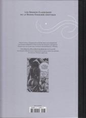 Verso de Les grands Classiques de la Bande Dessinée érotique - La Collection -2838- Druuna - Tome 1 Morbus Gravis