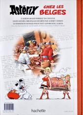 Verso de Astérix (albums Luxe en très grand format) -24- Astérix chez les Belges