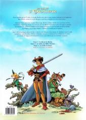 Verso de Le chant d'Excalibur -4- La Colère de Merlin