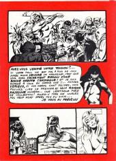 Verso de Vampirella (Publicness) -1B- n° 1 bis