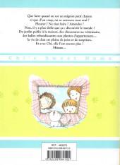 Verso de Chi - Une vie de chat (format manga) -1FL- Chi's Sweet Home