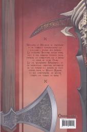 Verso de Le dévoreur de Temps -5- Guerre et rédemptions
