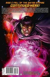 Verso de X-Men: Emperor Vulcan (2007) -INT- Emperor Vulcan