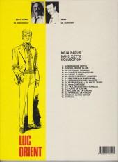 Verso de Luc Orient -10c1985- Le 6ème continent