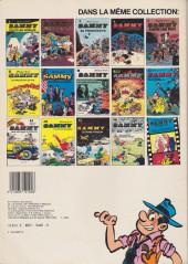 Verso de Sammy -6a1983- Les gorilles font les fous
