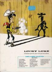 Verso de Lucky Luke -35a84- Jesse James