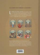 Verso de Un jour sans Jésus -5- Livre V / VI