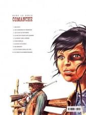 Verso de Comanche -8d2017- Les Sheriffs