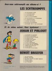 Verso de Benoît Brisefer -3a75- Les douze travaus de Benoit Brisefer
