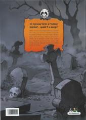 Verso de Tizombi -1- Toujours affamé