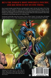 Verso de X-Men Legacy (2008) -INT02- Sins of the Father