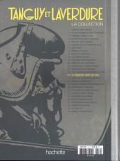 Verso de Tanguy et Laverdure - La Collection (Hachette) -16- Le terreur vient du ciel