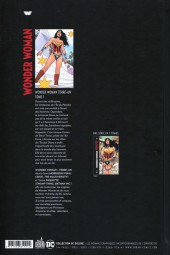 Verso de Wonder Woman : Terre-Un -1- Tome 1
