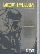 Verso de Tanguy et Laverdure - La Collection (Hachette) -17- Mission dernière chance