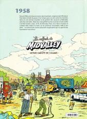 Verso de Les enfants de Midvalley -2- Les Deux Montres