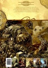 Verso de Elfes -11a- Kastennroc