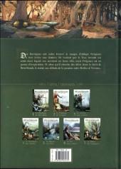 Verso de Brocéliande - Forêt du petit peuple -1- La Fontaine de Barenton
