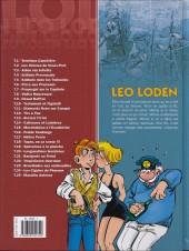 Verso de Léo Loden -25- Massilia Æterna