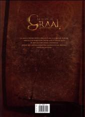 Verso de La quête du Graal -5- Galaad