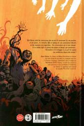 Verso de Outcast -4- Sous l'aile du diable