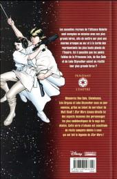 Verso de Star Wars - Icones -4- L'Arnaque rebelle