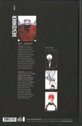 Verso de Descender -3- Singularités