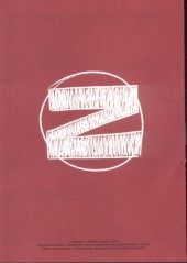 Verso de Mini-récits et stripbooks Spirou -MR4129- Born to be bad !