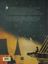 Verso de Le haut Palais -1- Le Pacte d'Obsidian