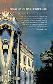 Verso de March (2013) -3- Book Three