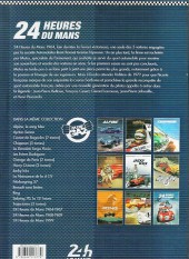 Verso de 24 Heures du Mans -4- 1972-1974 : les années matra