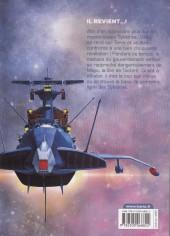 Verso de Capitaine Albator - Dimension voyage -4- Tome 4