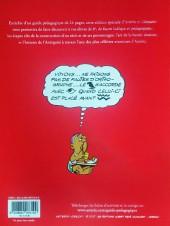 Verso de Astérix (Hachette) -6ES- Astérix et Cléopâtre