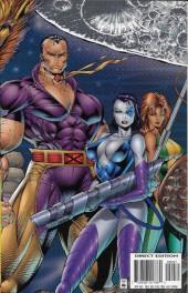 Verso de X-Force Vol.1 (Marvel comics - 1991) -50A- Target : Cable