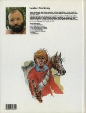 Verso de Lester Cockney -6- Les Conjurés du Danube