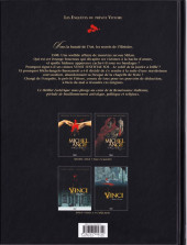 Verso de Michel-Ange -1- Le Banquet des Damnés - 1/2