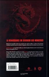 Verso de Godzilla Awakening