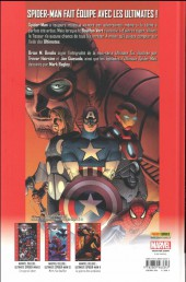Verso de Ultimate Spider-Man (Marvel Deluxe) -5a17- Tome 5